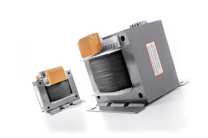 Control‑ and safety isolating‑ resp. isolating transformer STEU, STEU