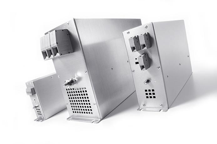 Radio interference suppression filter HFD 510, HFD 510