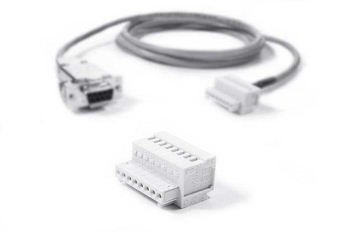 Female plug for the product line PowerVision (PV) PV‑CON, PV‑CON
