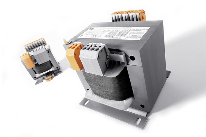 Universal control‑, safety isolating‑ and isolating transformer USTE, USTE