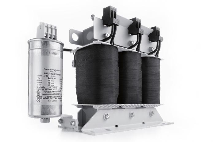 Harmonic filter HF1K 400, HF1K 400